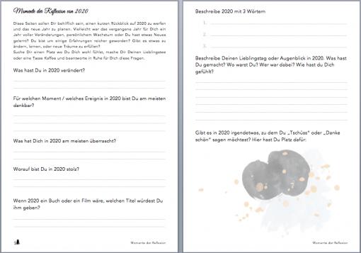 Taschenkalender 2021 Planer 2021 daily edition weißer Marmor
